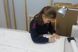 батик,арт батик,батик для детей,детское творчество