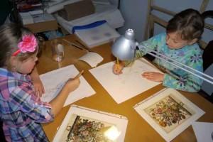 """Cтудия """"Batik4Art"""". Батик, обучение, детское творчество, батик для детей"""